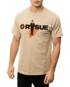 The Mystery Man Tee in Sand