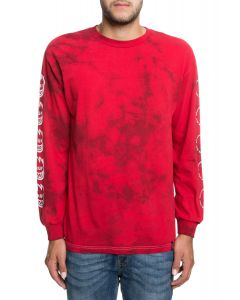 8cb30f9e3bdf The Spitfire Burn Faster Long Sleeve in Red