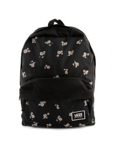 52e5a911366 Realm Floral Backpack in Black