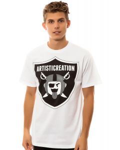 The Renegades Tee in White