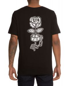 0113776819 The EN x Karmaloop Chained Tee in Black