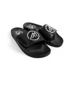 10d8af71c5de37 Mint Python Slide Slippers
