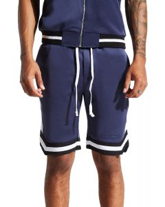 cfc8bc3254 James Shorts in Navy/White