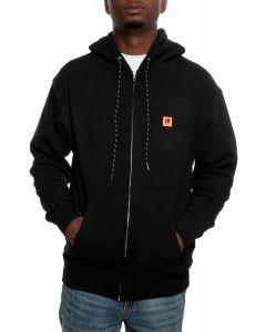 b5bfd9d694df7f Keep Back Zip Hoodie in Black