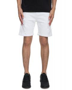 f7b7460ed8 The Thompson Twill Shorts in White