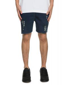 9545b48f5a The Thompson Twill Shorts in Dark Blue