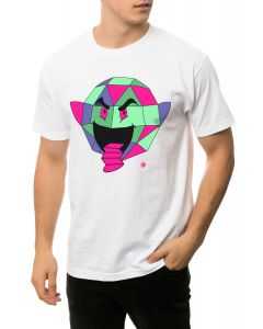 The Origami Tee in White