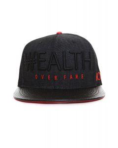 AC x Wealth Over Fame Big Wealth - Black/Red