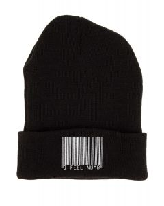 1fea1032af0 The I Feel Numb Beanie in Black