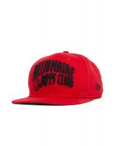 067923cfe1fff Arch Snapback Hat In Scarlett