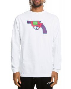 The Toy Gun Hoodie in Black