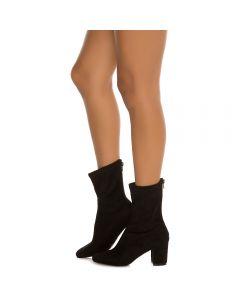 5d7d0b83c5ce0 Women's Camy-4S Mid-Calf Low Heel Boot