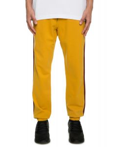 d1e42ed3432 The Wyatt Knit Track Pants in Mustard and Burgundy