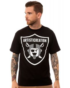 The Renegades Tee in Black