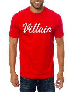 c2019641c936 The Villain Script Tee in Red