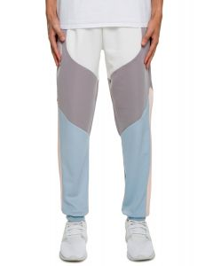 23fe6bd5 Pink Dolphin The Bold Track Pant in Blue and Pink