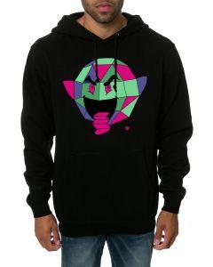 The Origami Hoodie in Black