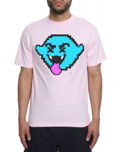The Level 3 Tee in Pink