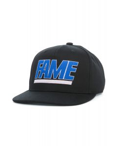 51cdb31e15603 The AI Fame Block Snapback in Black