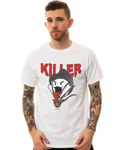 The Killer Tee in White