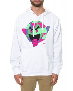 The Origami Hoodie in White