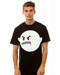 The Hold Thy Tongue Tee in Black