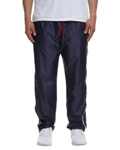 4c223d320fcc The Satin Taped Trim Pants in Imperial Blue