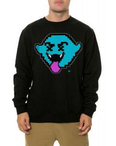 The Level 3 Crewneck Sweatshirt in Black