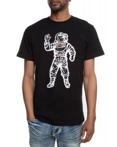 51179e9504 Stars Short Sleeve Tee in Black