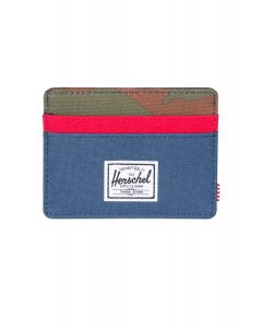 The Charlie Card Holder in Woodland Camo 5c136a5f5878c