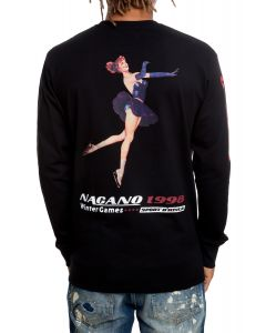 b1651c00db Nagano Long Sleeve Knit In Black. Add to Wish List