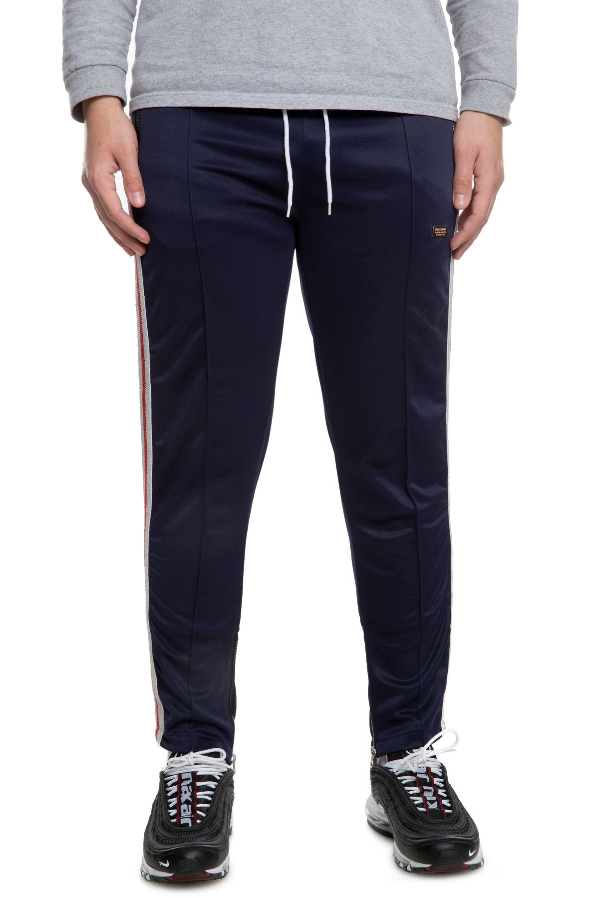 Image of The Ludlow Track Pants in Blue