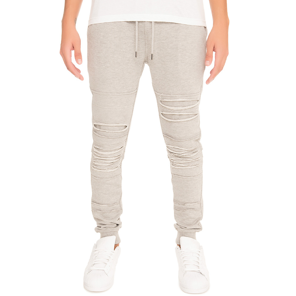 Image of Men's Ripped Joggers