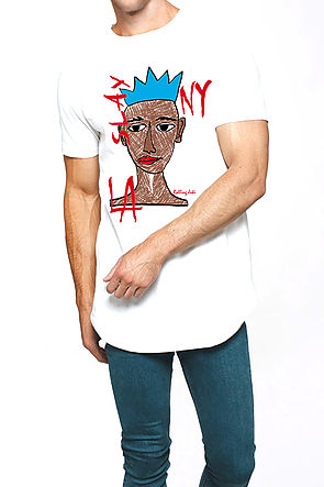 Rolling Boy T-shirts White