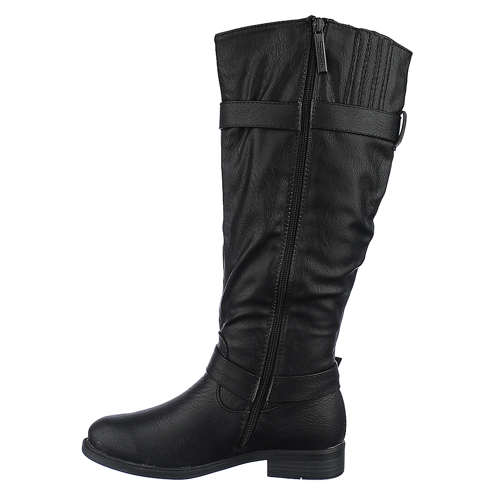 Image of Women's Knee-High Leather Boot Pita 18