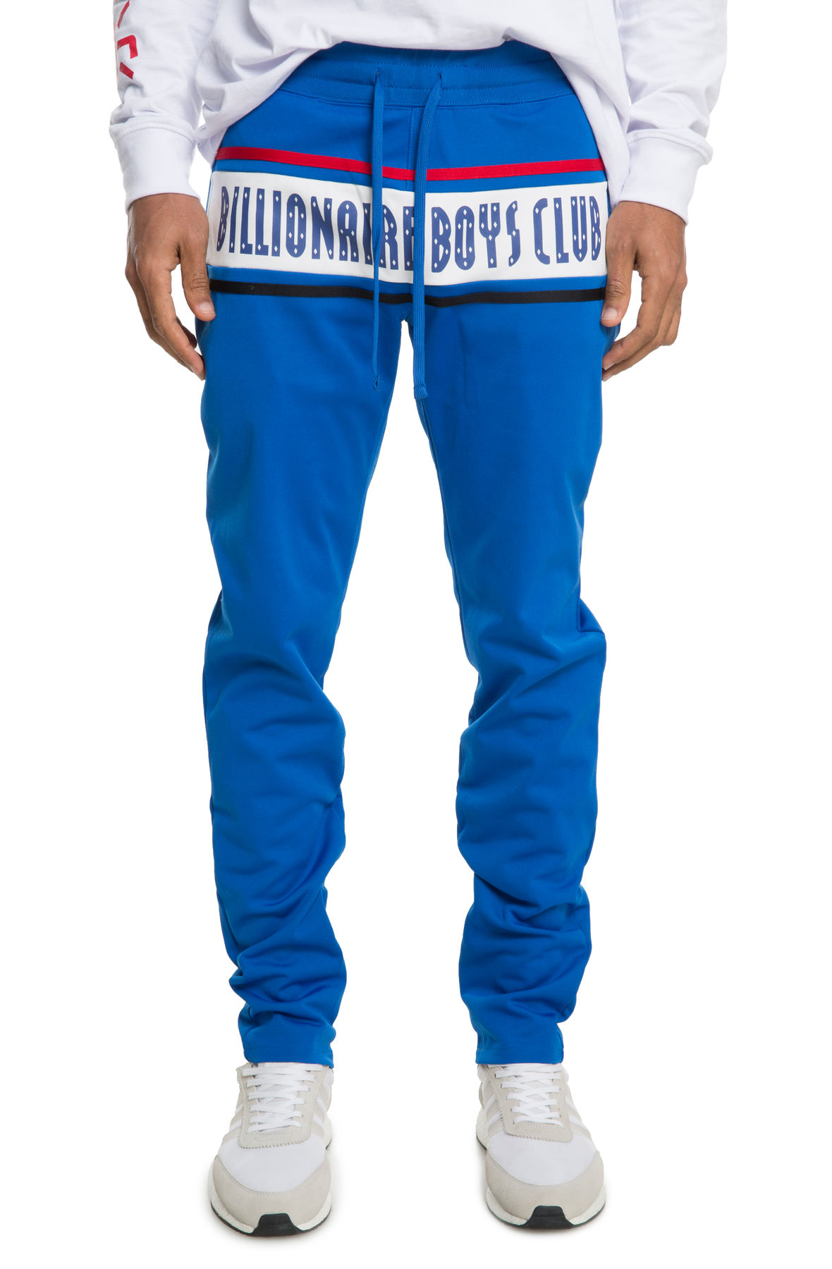 Image of The bb jumper track pant in Lapis Blue