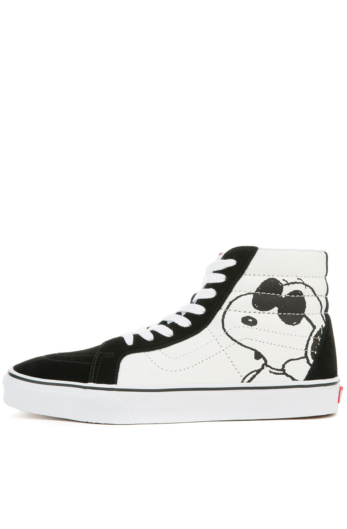 543b9a295a VANS Sneakers x Peanuts Sk8-Hi Reissue Joe Cool Black