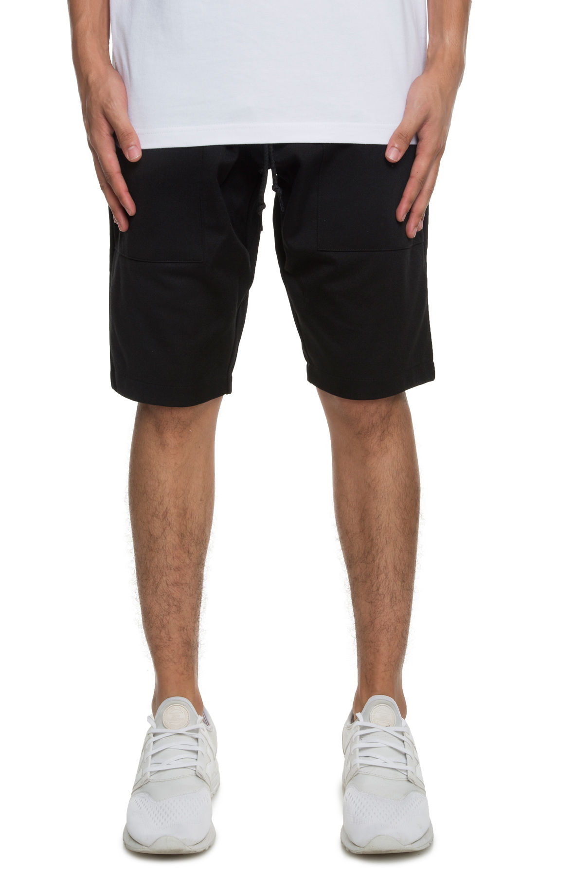 Image of The Gym Rat Shorts in Black