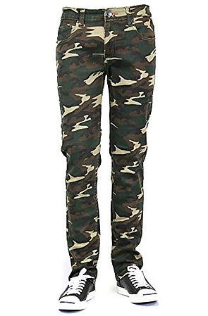 Image of Camo Slim Jeans