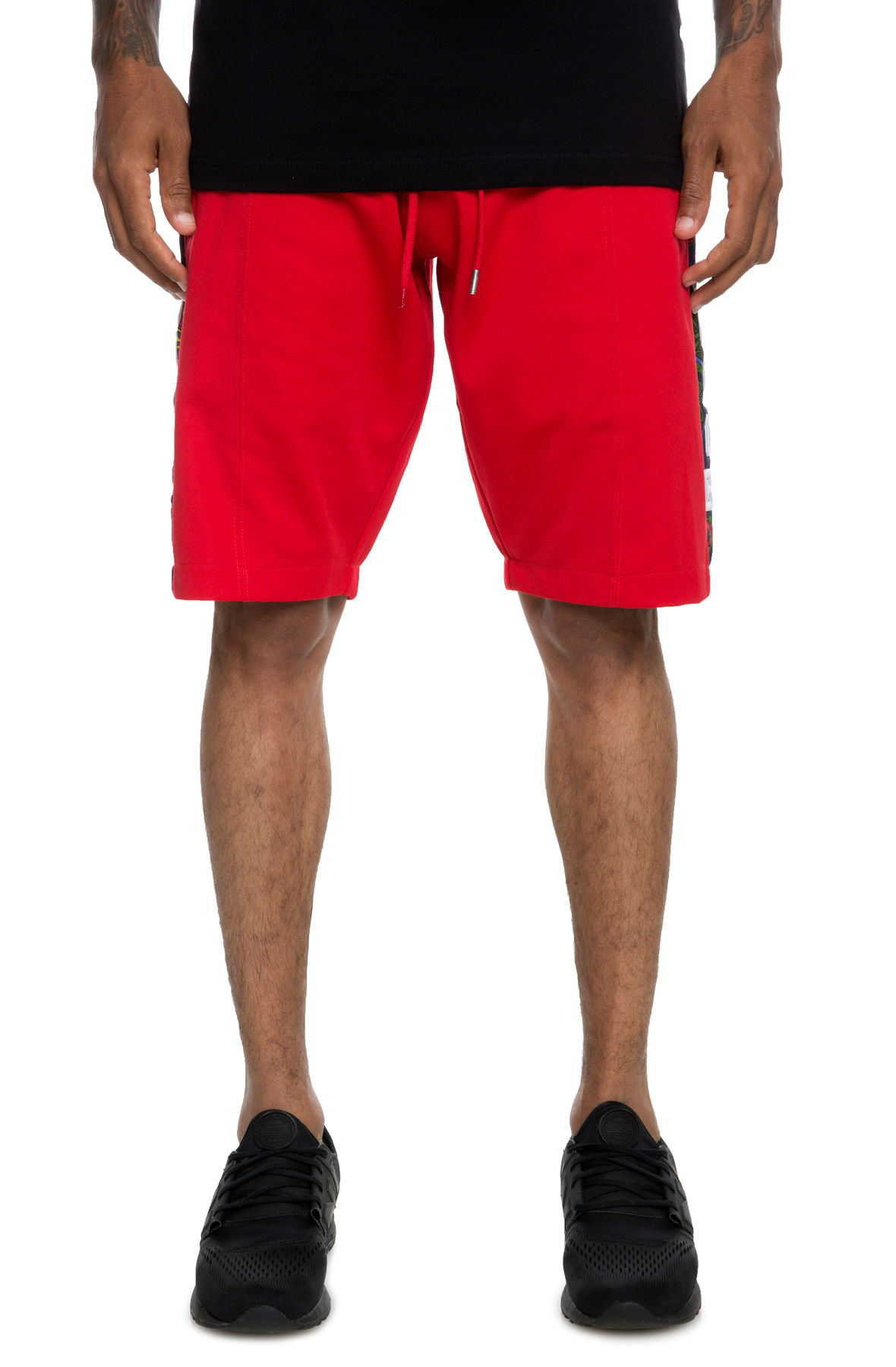 The Pilot Shorts in Red