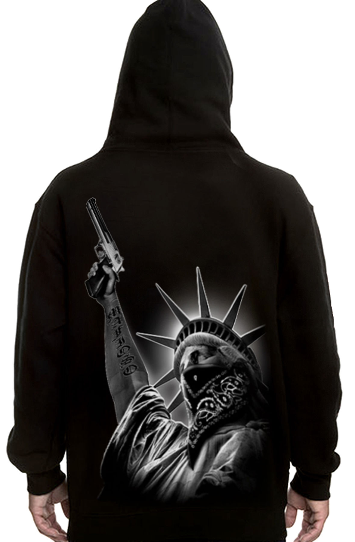Image of Stick Up Hoodie