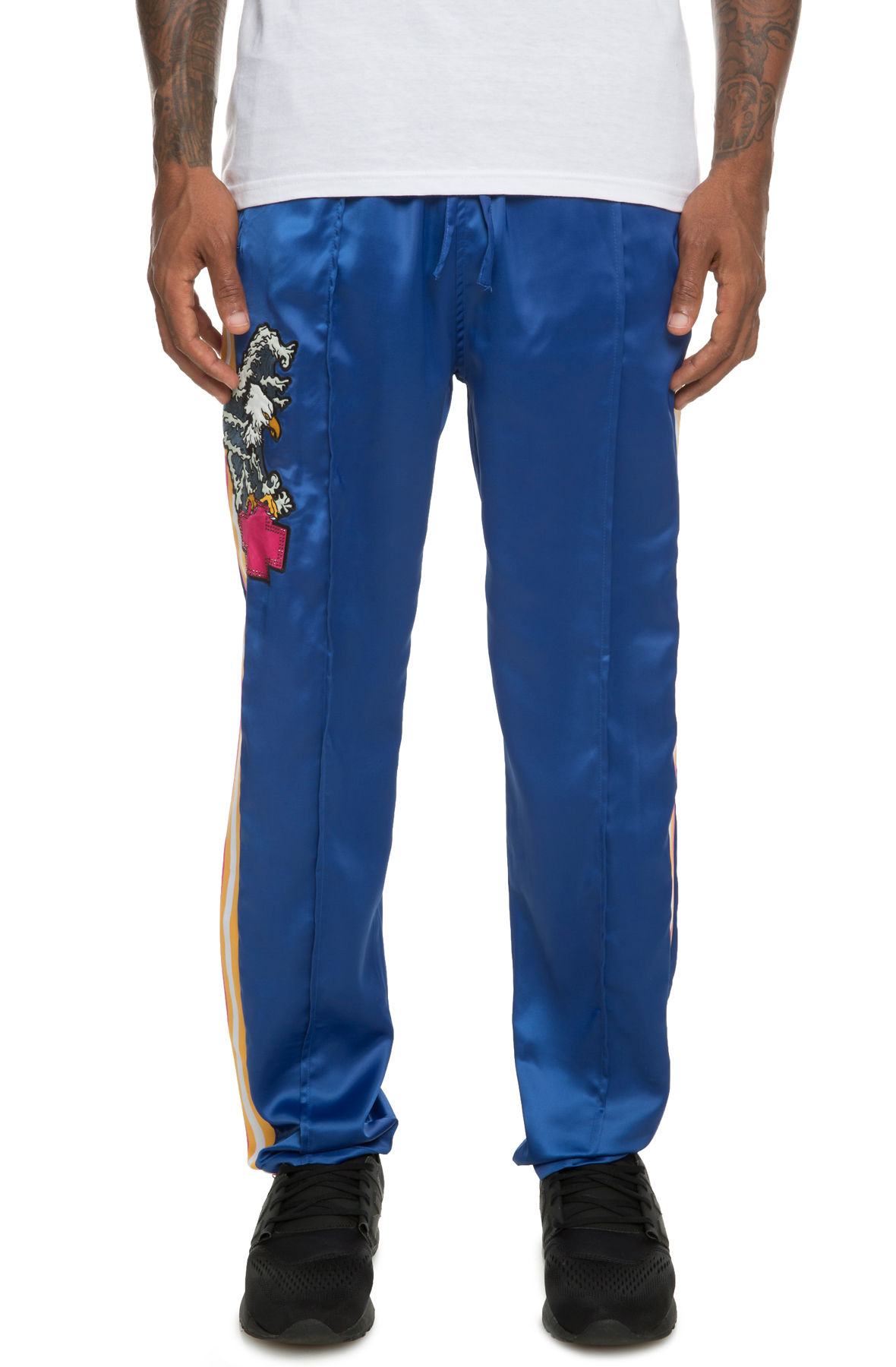 Image of The Take Flight Pants in Blue