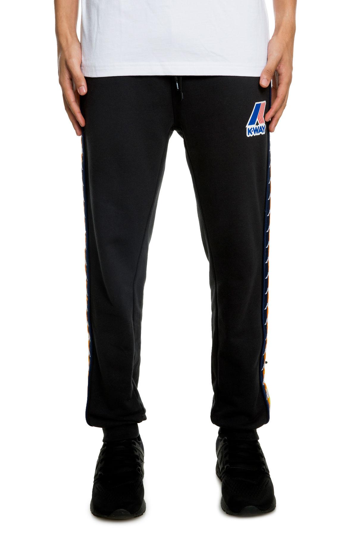 68a7364972c5 Le Vrai Ivan Banda Jogger Pants Black