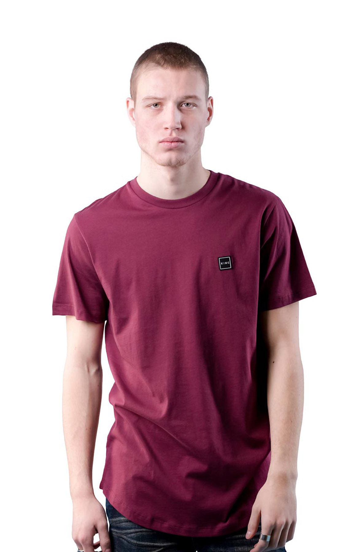 Image of Select T-shirt - Oxblood