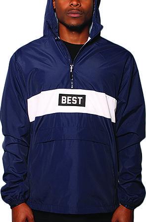 Image of The Best Anorak Jacket in Navy