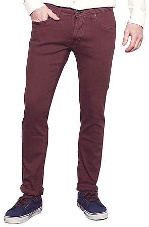 Image of Merlot Denim Jeans