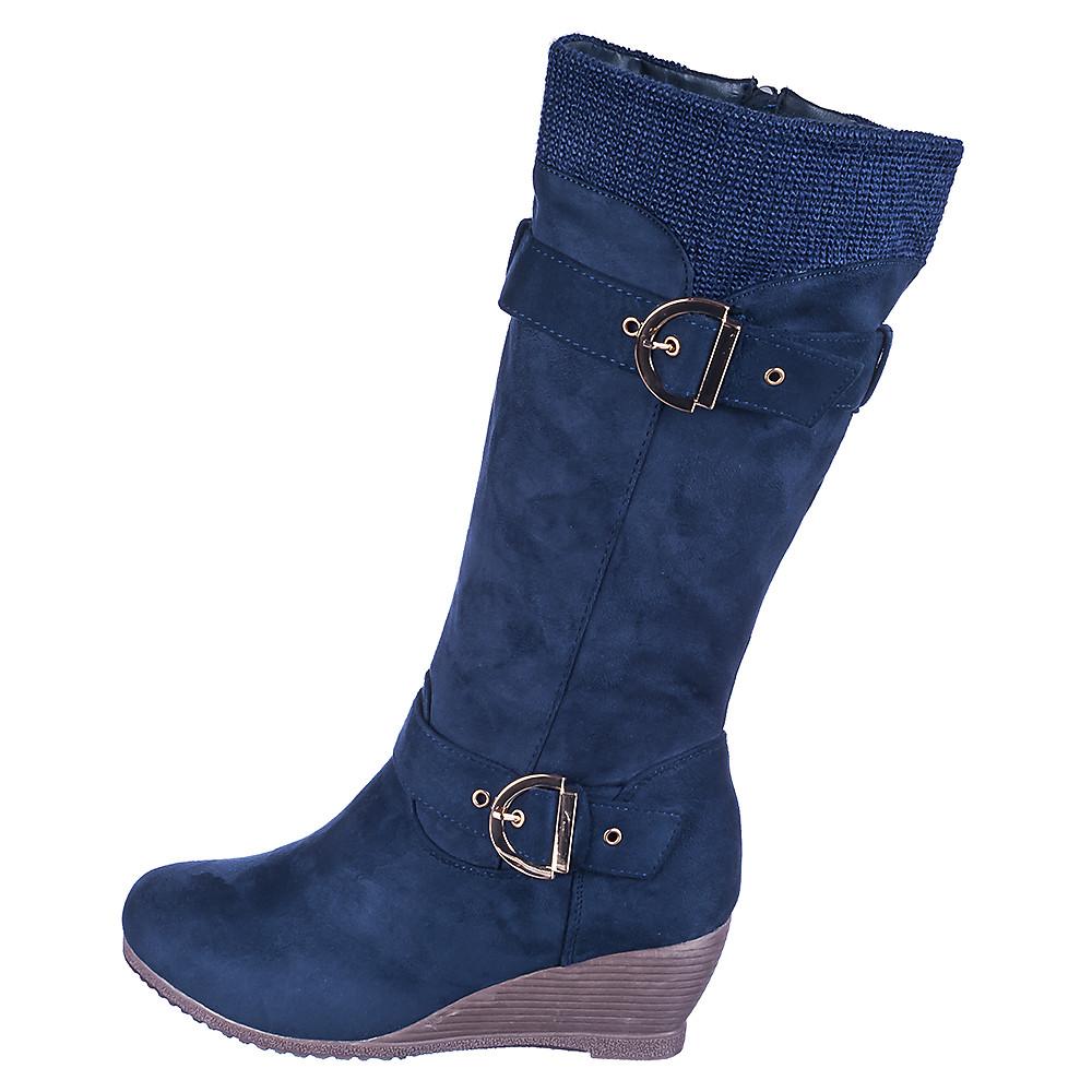 Women's Wedge Pocket Boot Monicca 3 S