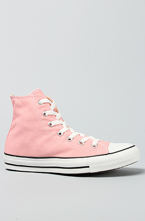 Converse Sneaker Chuck Taylor All Star Hi Tops in Pink ae202057e