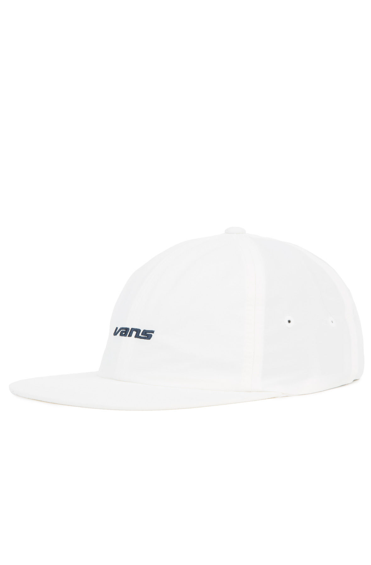 Image of The Norvell Jockey Hat in White