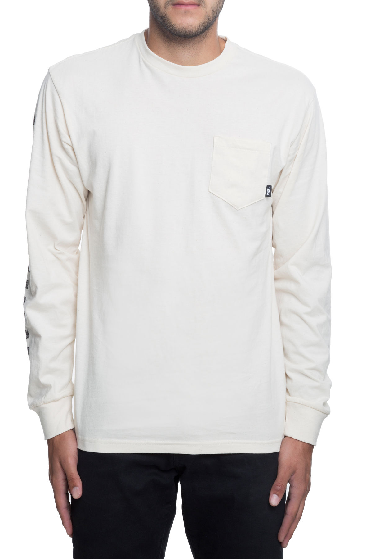 97abadb77232 The Square Root Long Sleeve in Raw Cotton